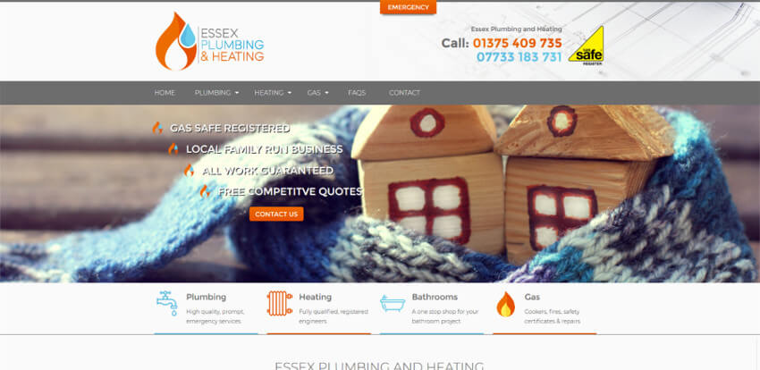 Essex Plumbing & Heating